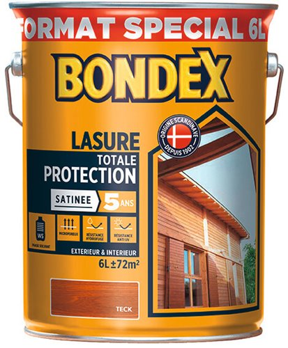 Bondex lasure totale protection